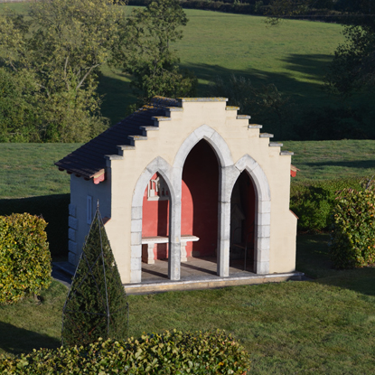 How can Simon Scott, Folly Expert help? Advice, design, source and construction.